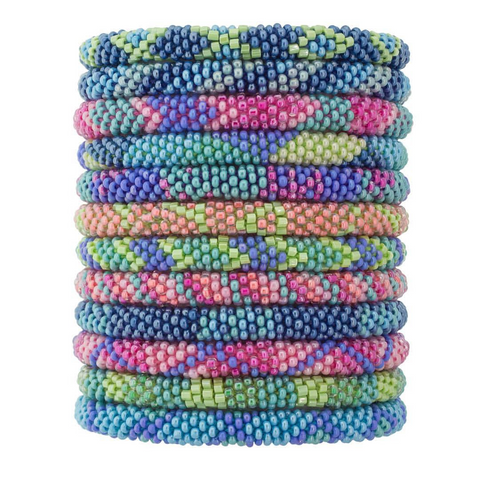 Roll-On Beaded Bracelets - Copacabana