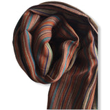 Small Striped Handwoven Scarf - Regals