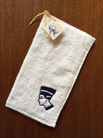Egyptian Cotton Hand Towel - Nefertiti