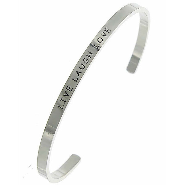 Live Laugh Love Bracelet - Gifts A GoGo