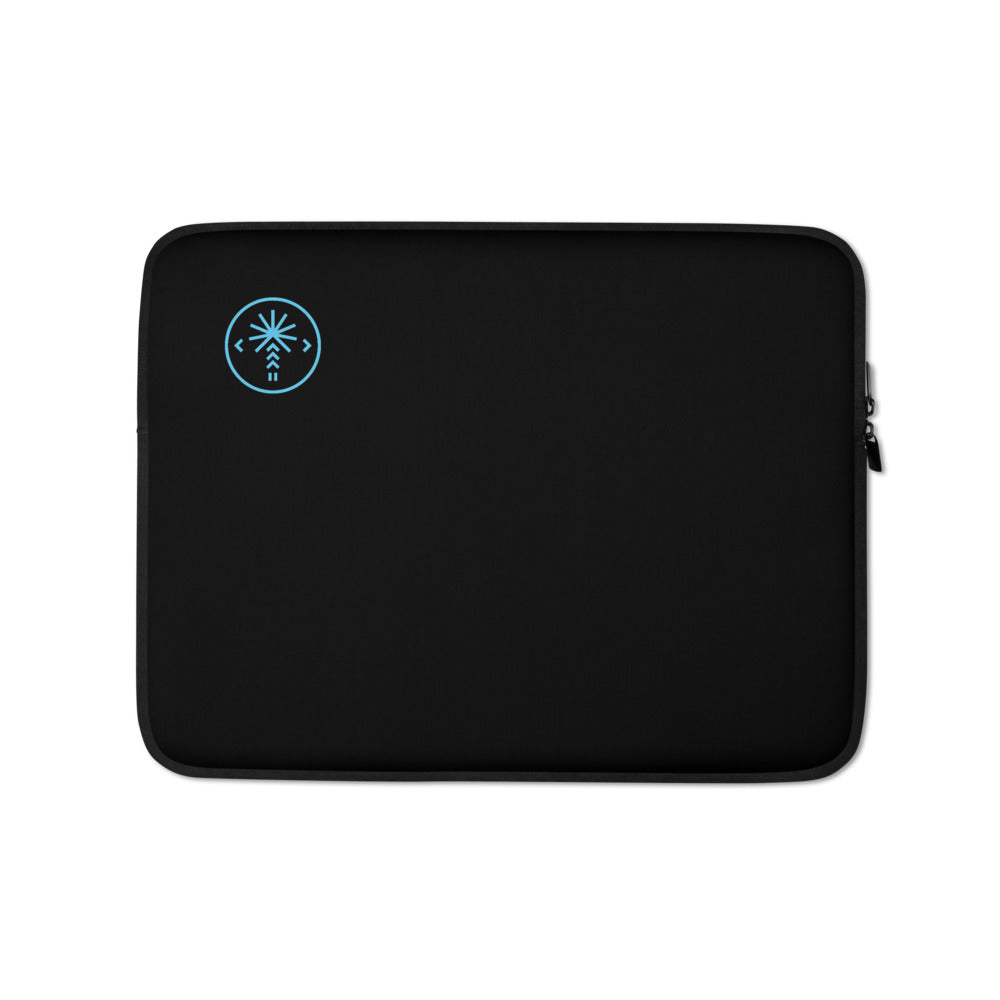 Laptop Sleeve Logo