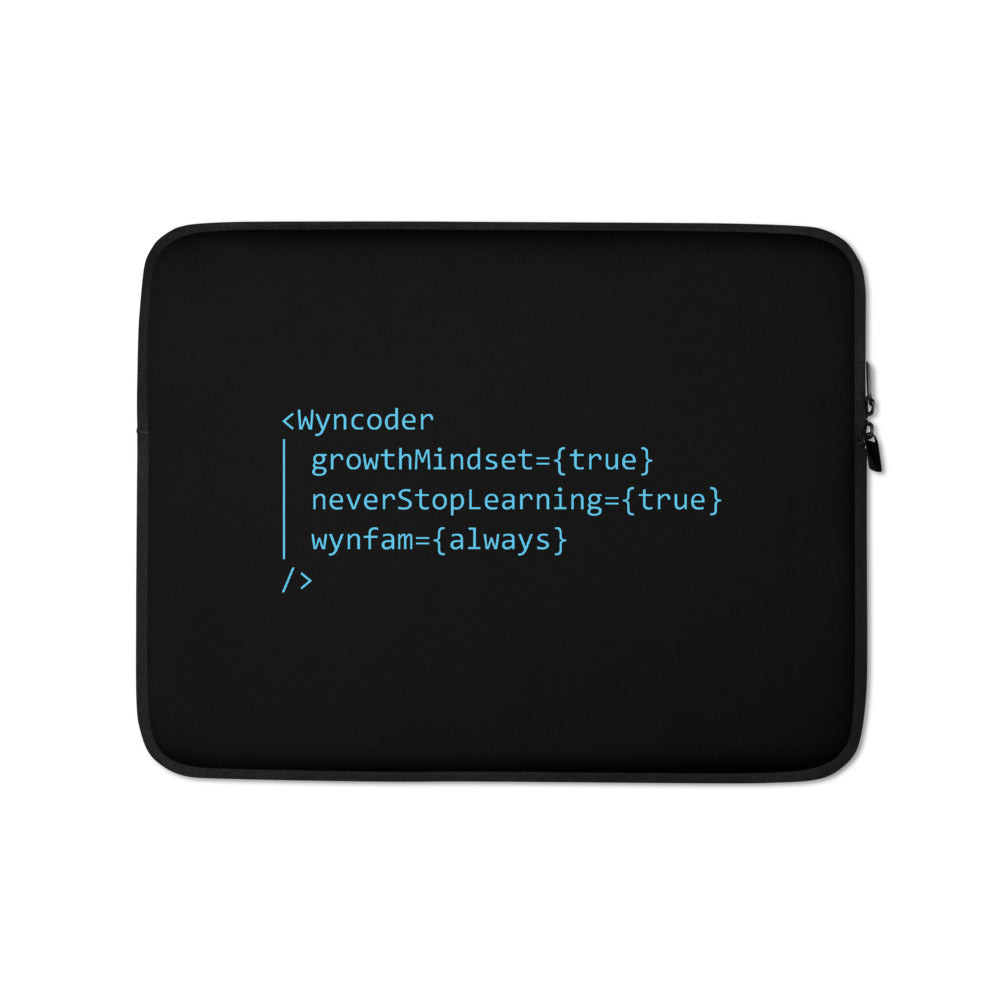 React Laptop Sleeve