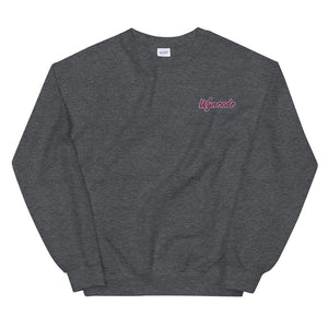 Vice Embroidered Unisex Crewneck