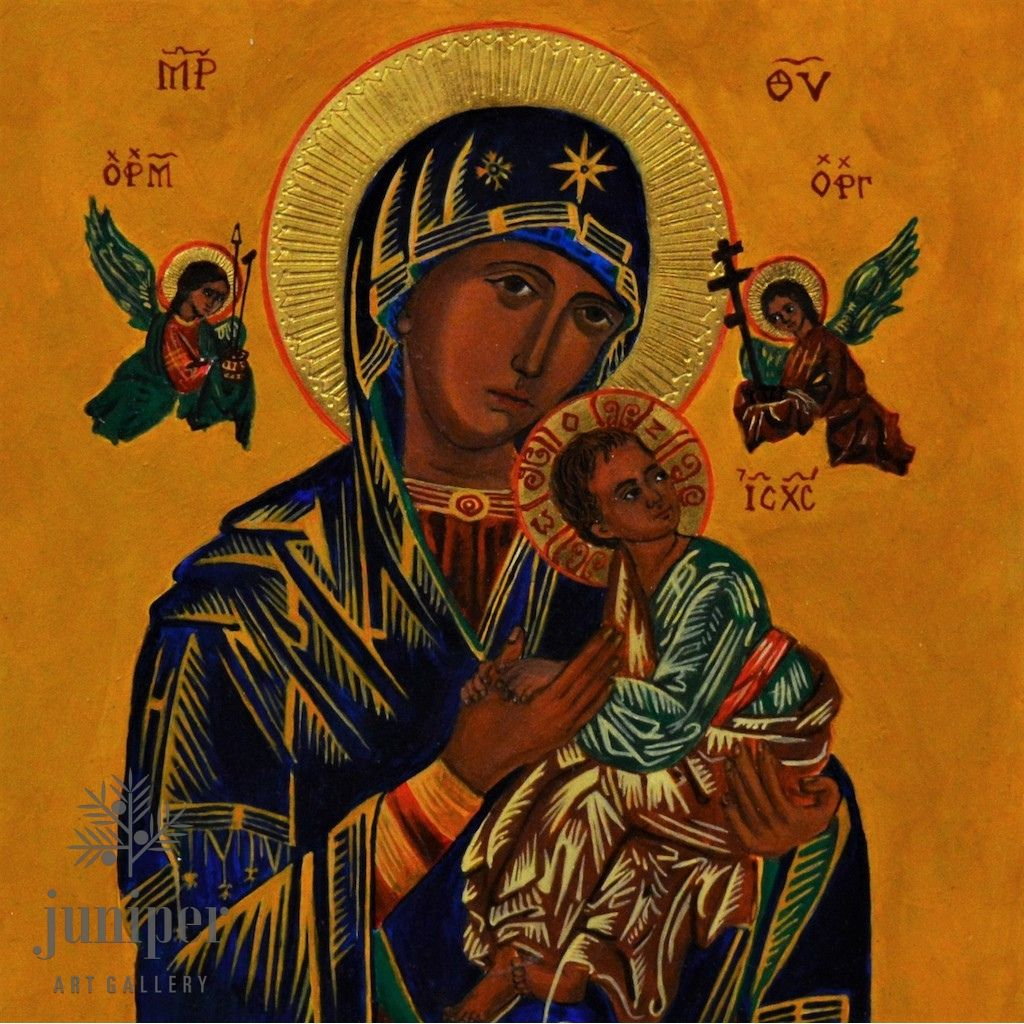 Our Mother of Perpetual Help by Terese Urban