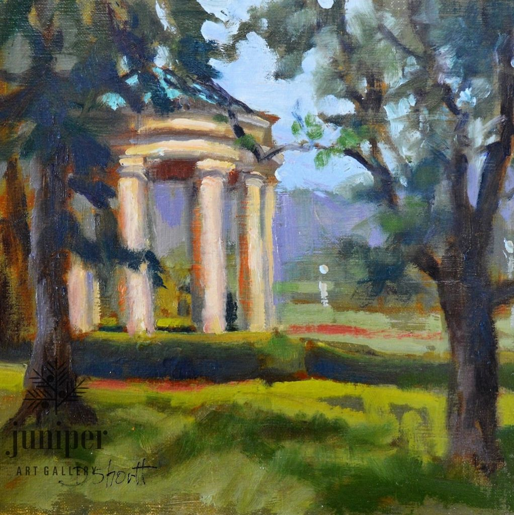 Apollo Spring (unframed) by Donna Shortt