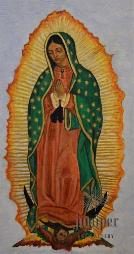 Our Lady of Guadalupe by Terese Urban
