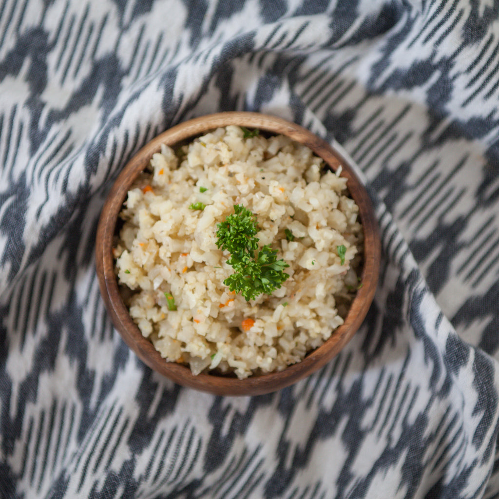 Moroccan Cauliflower Rice
