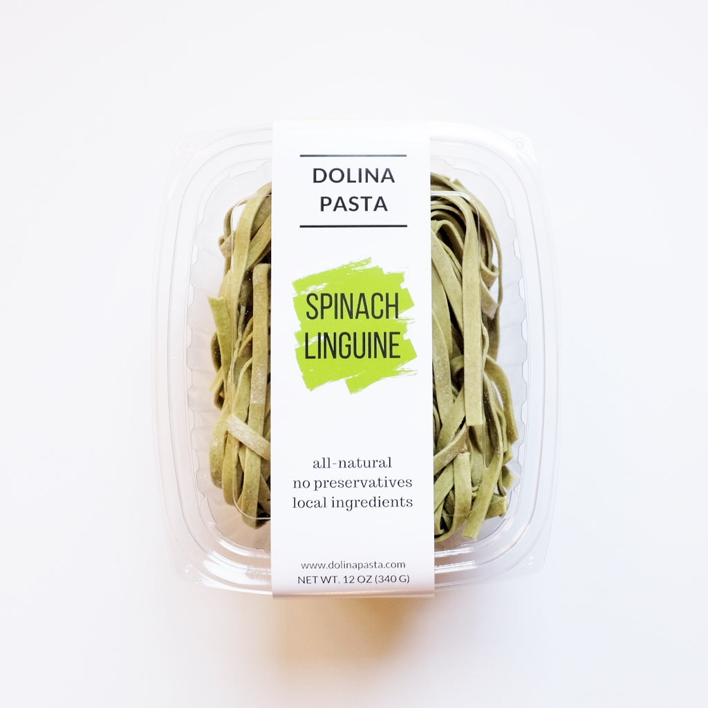 Dolina Pasta - Classic Egg, Spinach and Porcini Mushroom - This Week Only!