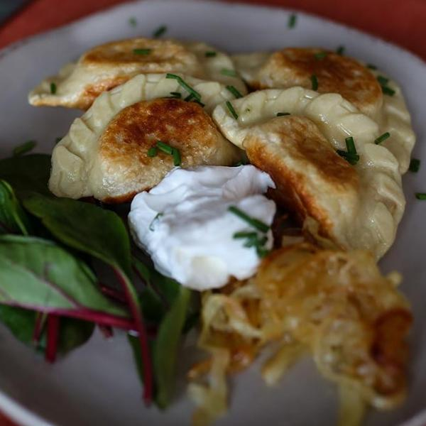 Vickie's Pierogies - This Week Only!