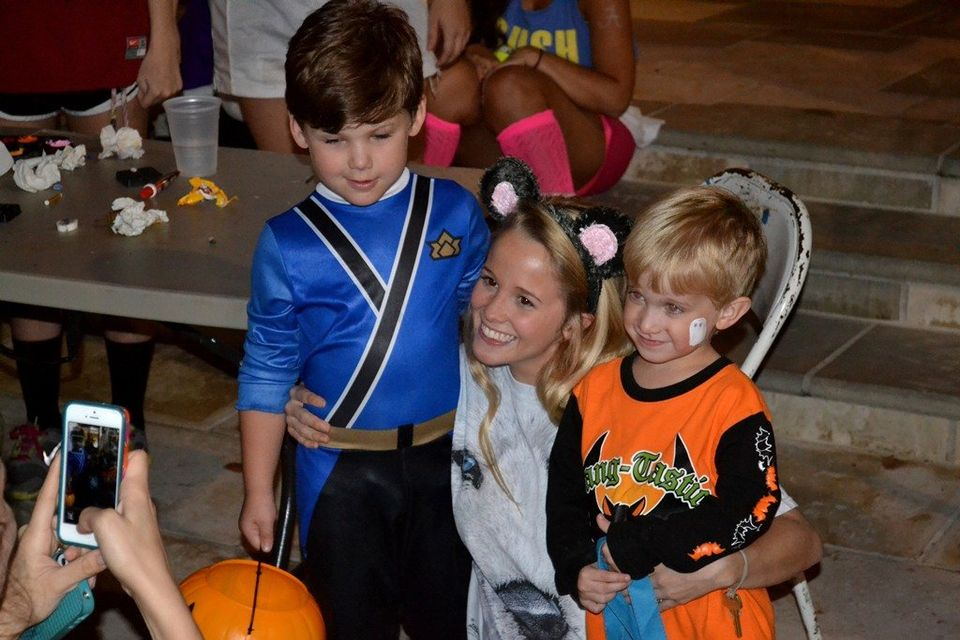 Halloween and child development: Does trick-or-treating help our kids learn to socialize?