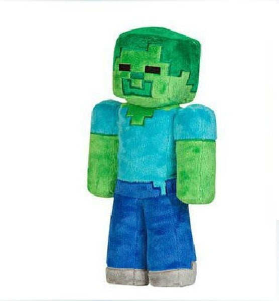 🧟‍♂️🦇 Minecraft Stuffed Plush Dolls