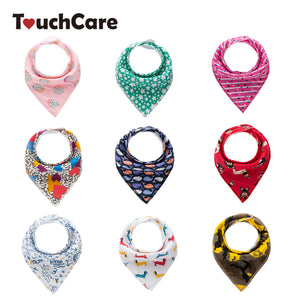 Stylish Dual Use Nipple Lace Toddler Bib & Waterproof Neckerchief