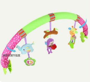 Car Seat Cot/Travel Hanging Toy Rattler – Re-Imagine Unlimited