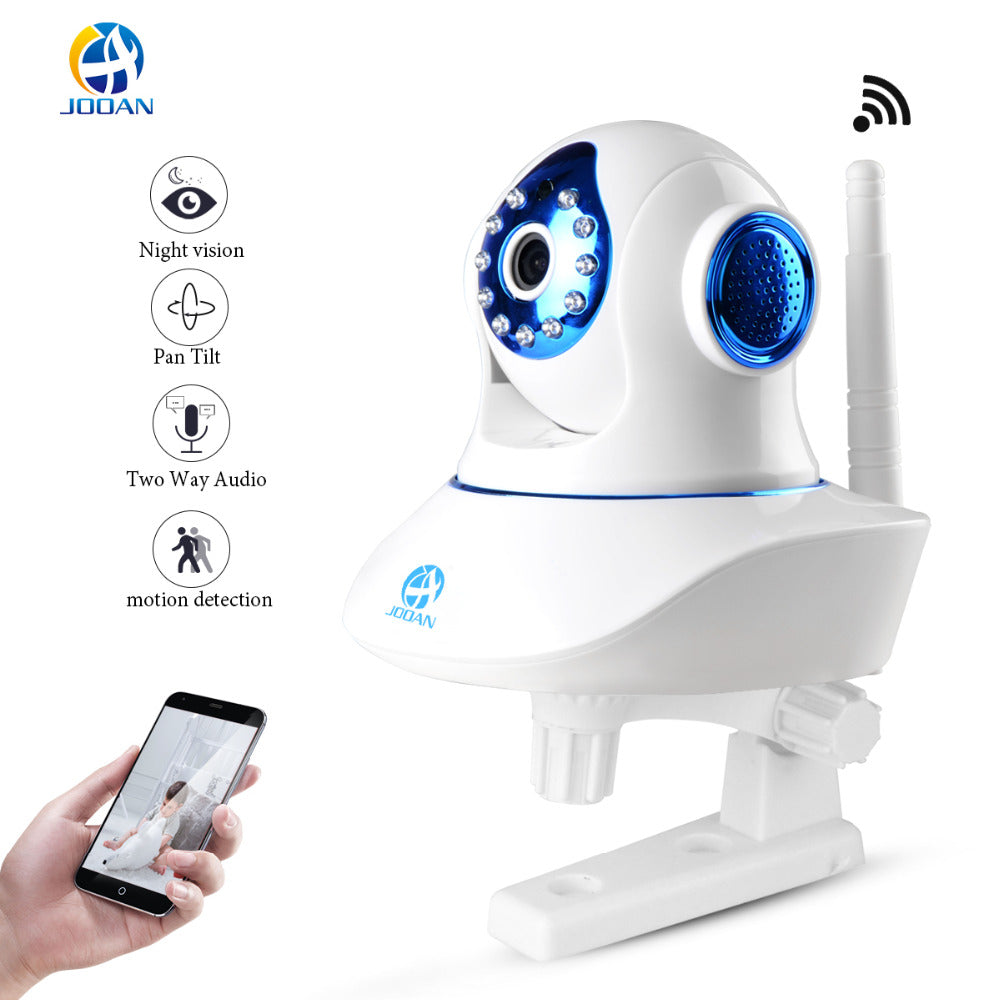 WiFi HD 720P Surveillance/Night Vision CCTV Camera Smart Home Baby Monitor