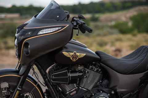 Custom Affordable Seats for Indian Motorcycles