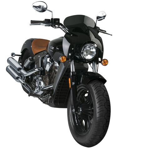 National Cycle® Wave QR® Windshield for Indian® Scout® Models