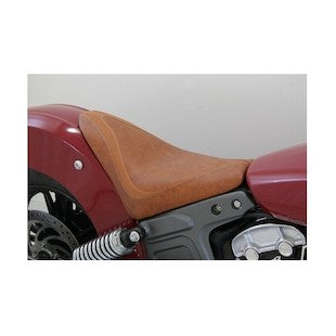 Mustage® Runaround Solo Seat for Indian® Scout®