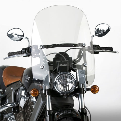 National Cycle® Spartan Quick Release Windshield