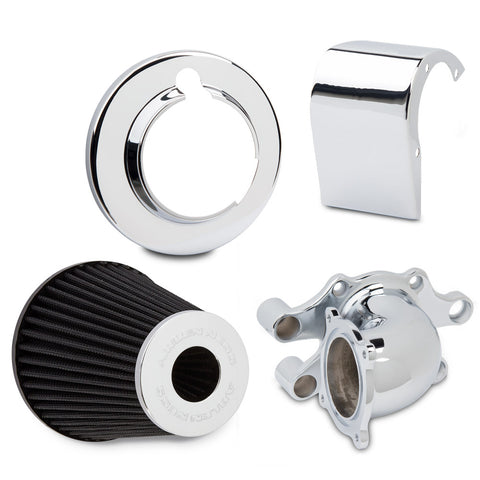 Arlen Ness® 90° Air Cleaner Kit