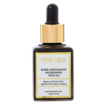 Super Antioxidant Nourishing Face Oil