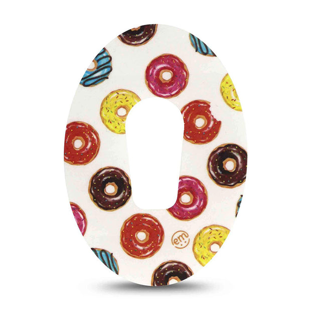 Dexcom G6 ExpressionMed tapes: Donut cravings