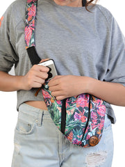Dia-GO! Diabetes Bag with cooling: Butterfly mingo