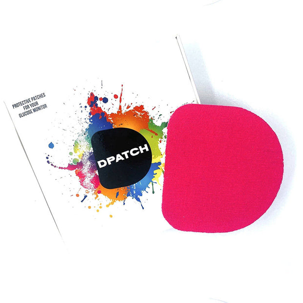 D Patch Freestyle Libre Adhesive patches - Pack of 10