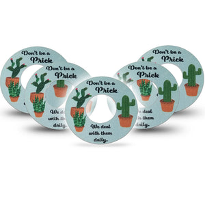 Freestyle Libre ExpressionMed tapes: Cactus