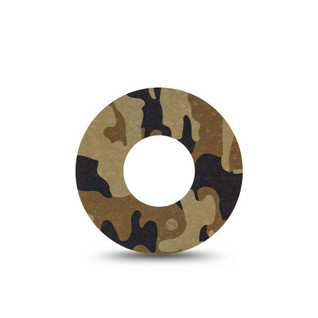 Freestyle Libre ExpressionMed tapes: Camo
