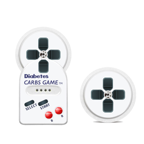 Miao Miao sticker set: Diabetes carbs game