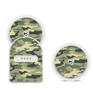 Miao Miao sticker set: Camo