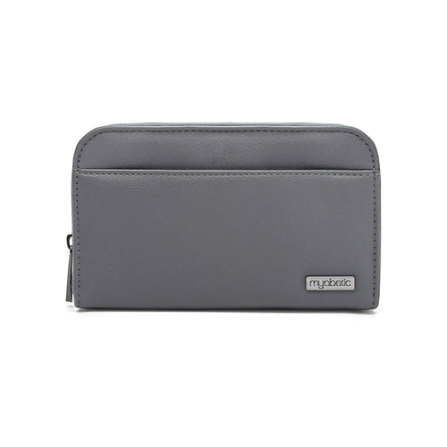 Myabetic Banting Diabetes Wallet - Charcoal