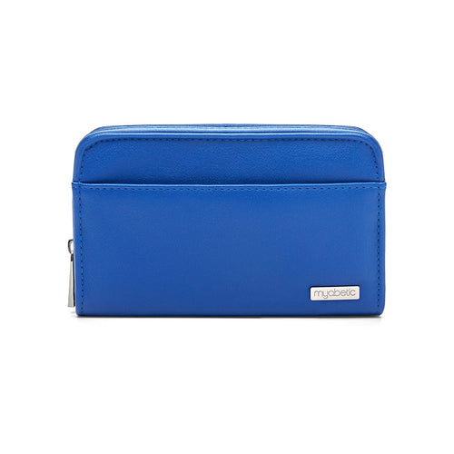 Myabetic Banting Diabetes Wallet - Cobalt