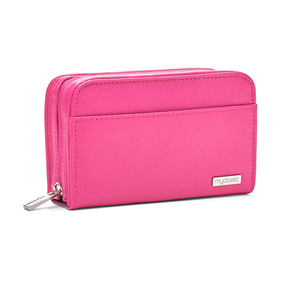Myabetic Banting Diabetes Wallet - Pink