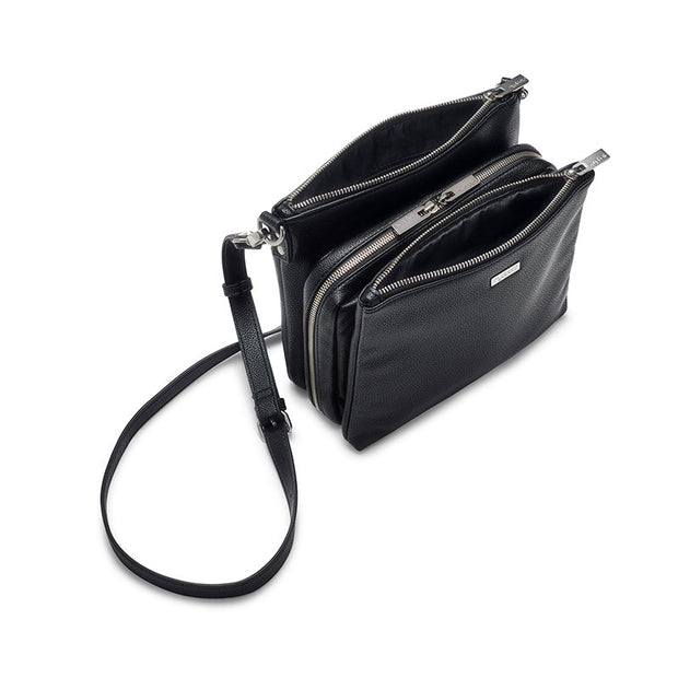 Myabetic Cherise Diabetes Handbag - Black