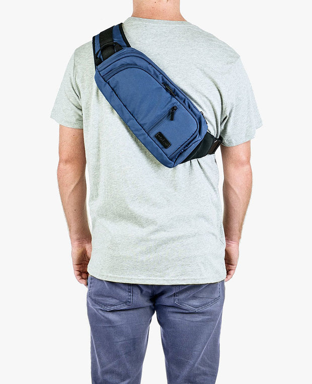 Myabetic Jay Diabetes Sling - Storm Blue