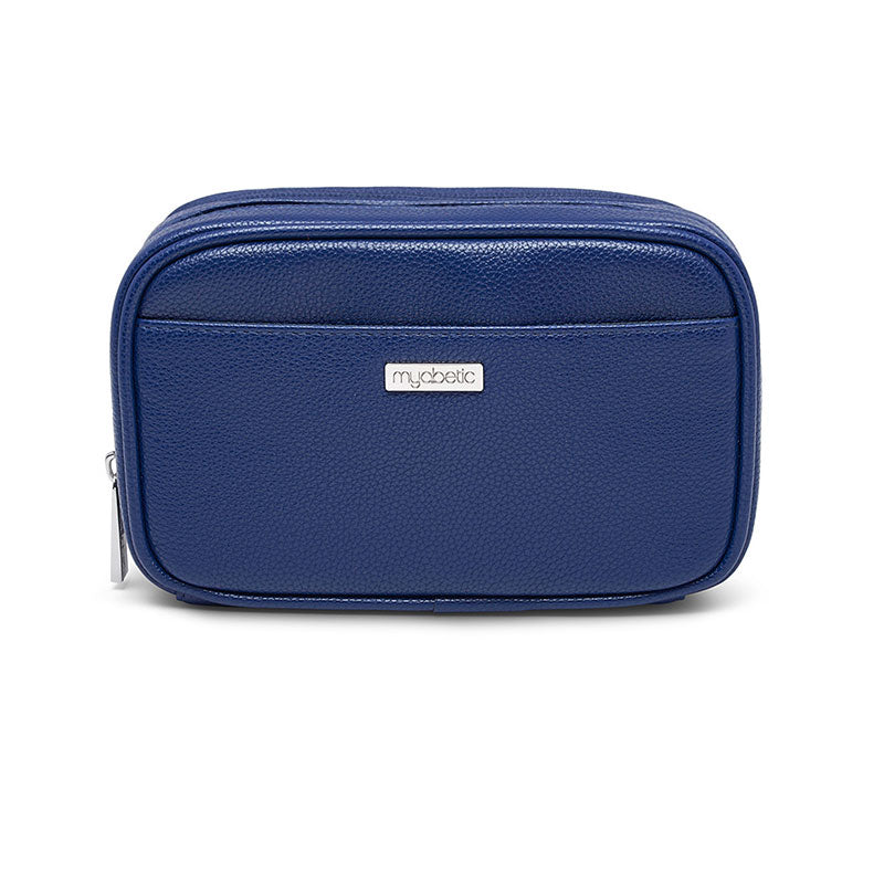 Myabetic Kamen Diabetes Case - Navy