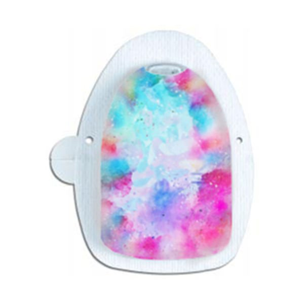 Omnipod decorative sticker: Watercolor