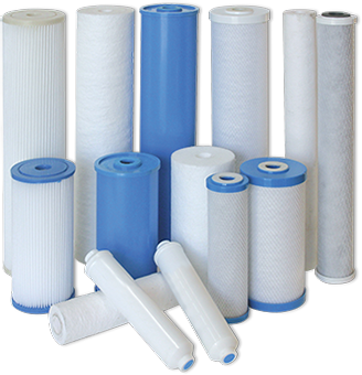 Water Filter Replacement Cartridges & Refills