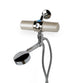 Ultimate Dual KDF Shower Filter for Well Water with Handheld Shower Wand - FREE SHIPPING