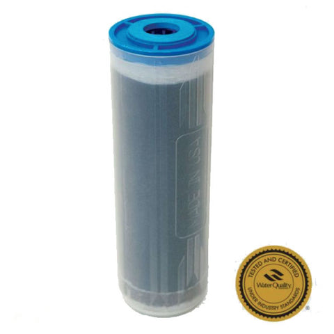 1.0 lbs KDF-55/Coconut Shell GAC Filter Cartridge
