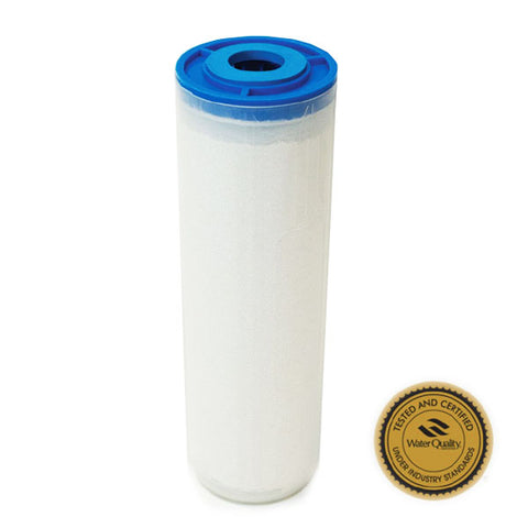 Flouride and Chloramine removing Filter Cartridge
