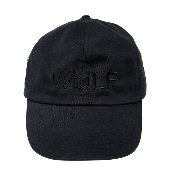 Wolfie's All Black Wolf Hat