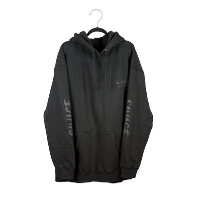 Wolfie's All Black Savage Hoodie