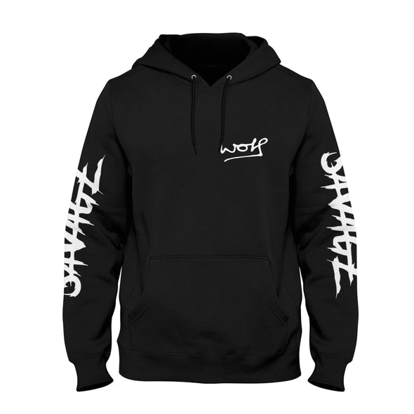 Wolfie's Savage Hoodies