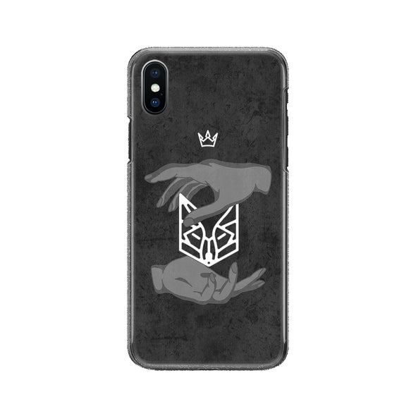 Wolfie Raps Power Phone Case