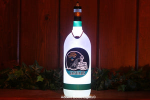Jacksonville Jaguars Football Team Lamp