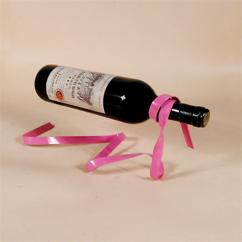 Ribbon Wine Rack Novelty