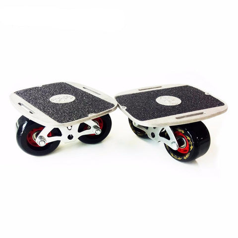 Alloy Freeline Drifting Roller Skate Board