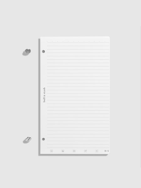 Leonard Stationery Refill